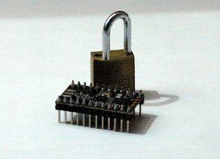 panStamp, dual security mechanism