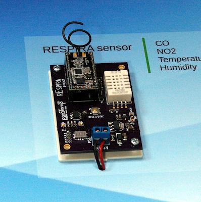 RESPIRA sensor