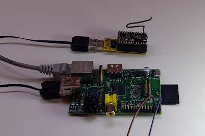 Lagarto on the Raspberry PI
