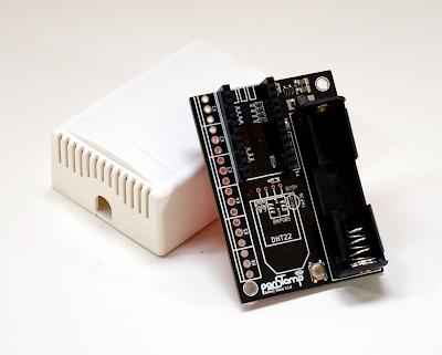 panStamp Battery-board for wireless sensor applications