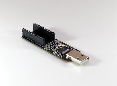panStick USB board